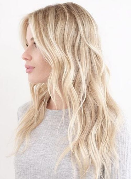 Spectacular Long Summer Hairstyles 2019 Hair Colors Cool Blonde