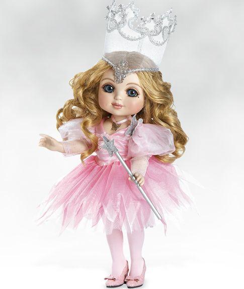 "Marie Osmond Collectible Dolls   Details about Marie Osmond Doll Adora Belle Glinda 12"" Porcelain"