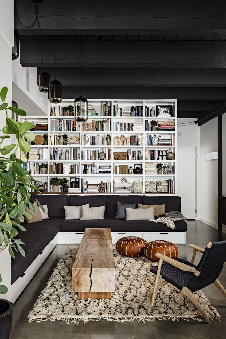 Jessica Helgerson Interior Design | Portland Loft Living | © Lincoln Barbour | Est Magazine
