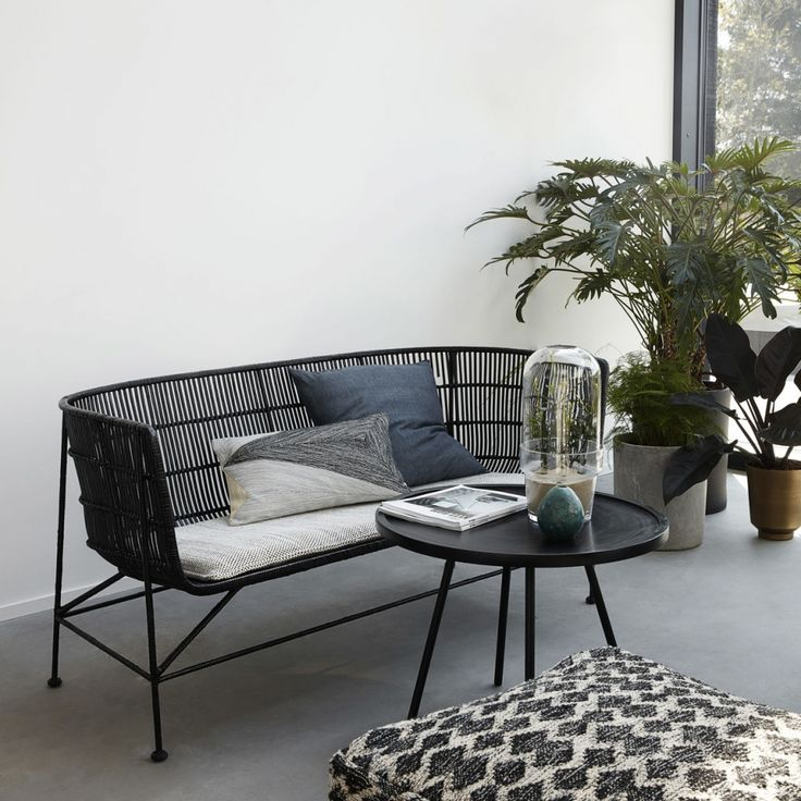 Soffa - Rotting/Svart - Köp möbler och inredning på Reforma Sthlm