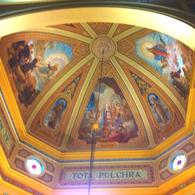 Nossa Senhora Acheropita church - Sao Paulo