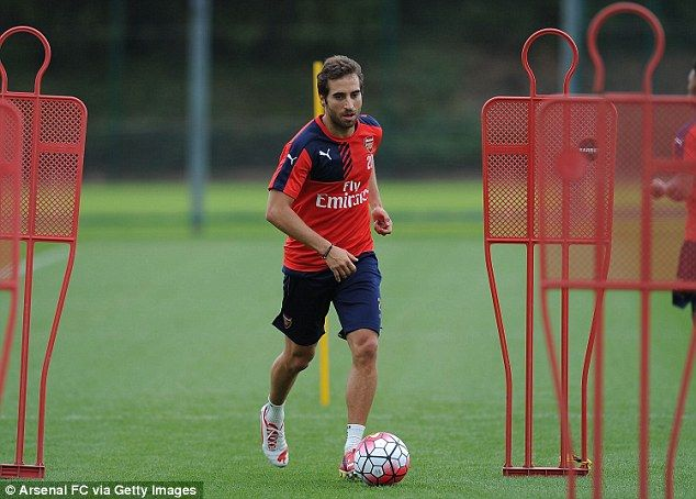 Will we be saying goodbye to Bastia are showing an interest in Arsenal midfielder Mathieu Flamini, who could leave on a free transfer