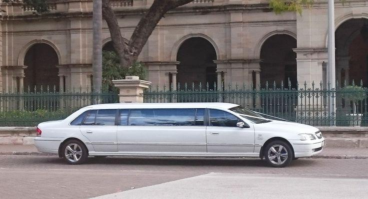 9 Seat White Stretch Fairlane Limousine Brisbane, Gold & Sunshine Coast  Premier Limos-1300 887 837 #LimousinesBrisbane #StretchLimosBrisbane #WeddingCarsBrisbane