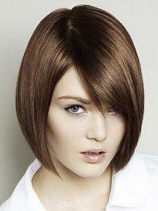 cortes de cabello cara redonda tipos