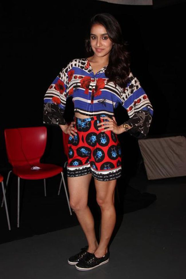 Indian Girls Villa: Shraddha Kapoor Talents List - She Can Look This Hot Too