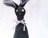 cute handmade rabbit doll