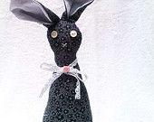 cute handmade rabbit doll