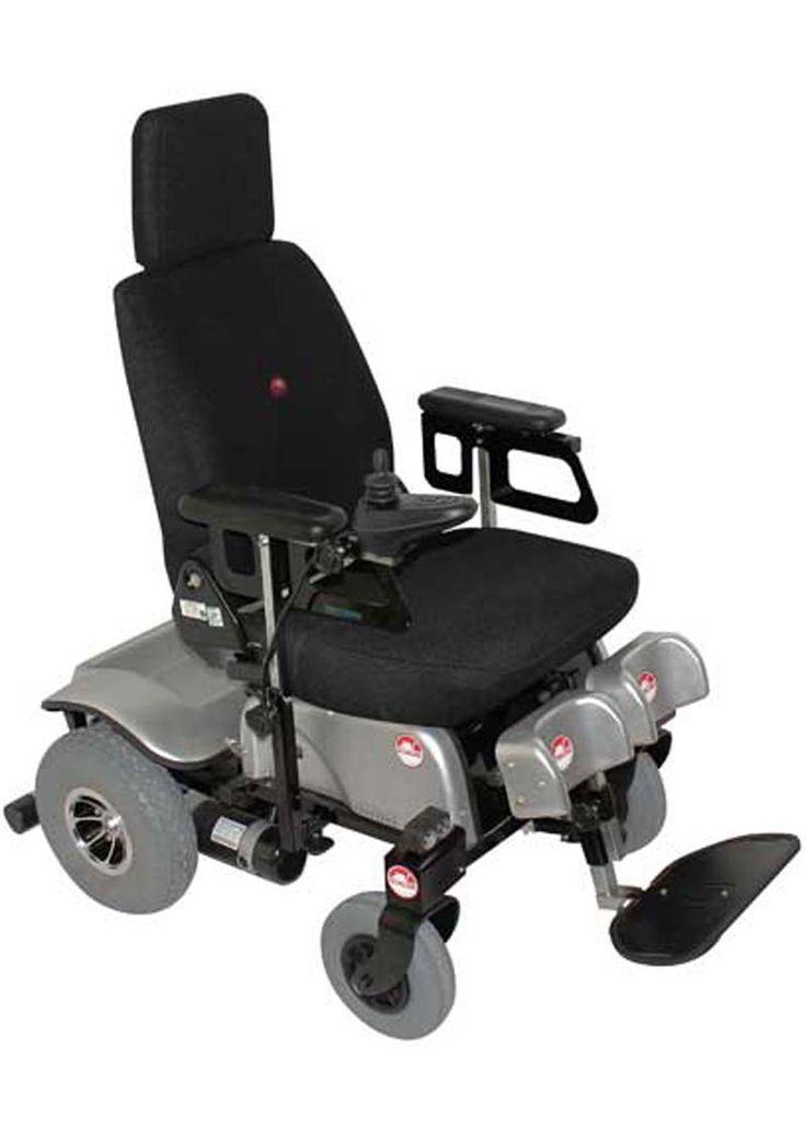 Pristine Flex Ostrich Mobility Wheelchair Pristine is the most stylish powered…