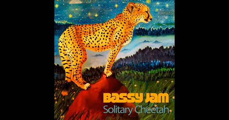 """""""Solitary Cheetah"""" Music Album by Bassy Jam on iTunes and Apple Music"""
