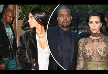 Kim Kardashian DENIES new claims her marriage is over
