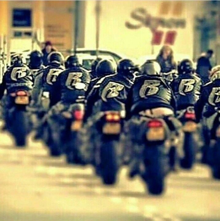 Ruff Ryders | 90's Nostalgia | Motorcycle clubs, Bike life, Biker