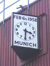 We'll never forget!!!Planes Crash, Favorite Places, Munich Clocks, United Players, Man United, Manchester United
