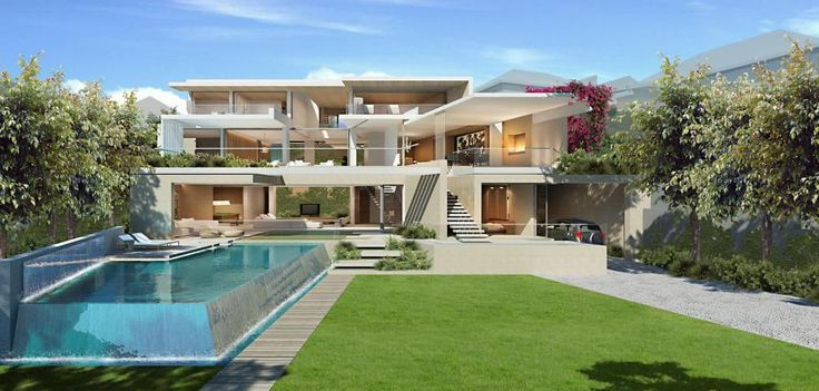 A gold sydney australia saota dream house designs for Beach house designs sydney