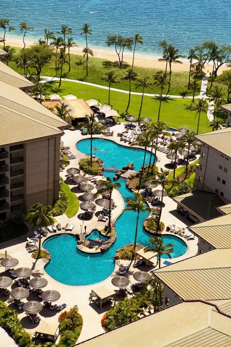 Westin Kaanapali Ocean Resort Villas North Spa