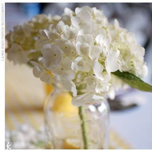simple, maybe too simple? For decoration at the reception after Cate's first communion