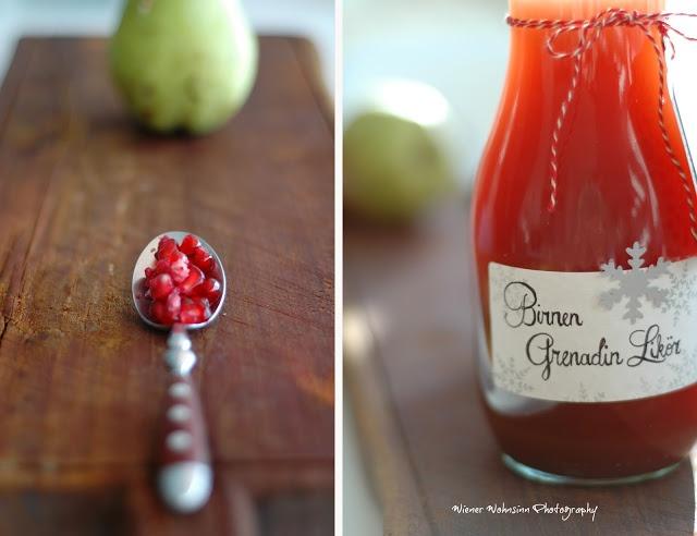 DIY Pear Liqueur Recipe — Dishmaps