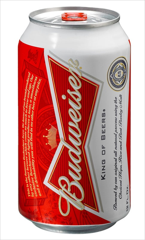 What Do You Think of Budweiser's New Can Design? | Adweek
