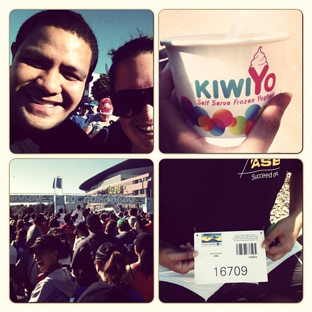 Instagram photo by @jofanoa (John Ofanoa) | KiwiYo Self Serve Frozen Yoghurt www.fb.com/kiwiyonz  | www.kiwiyo.co.nz #kiwiyo #froyo