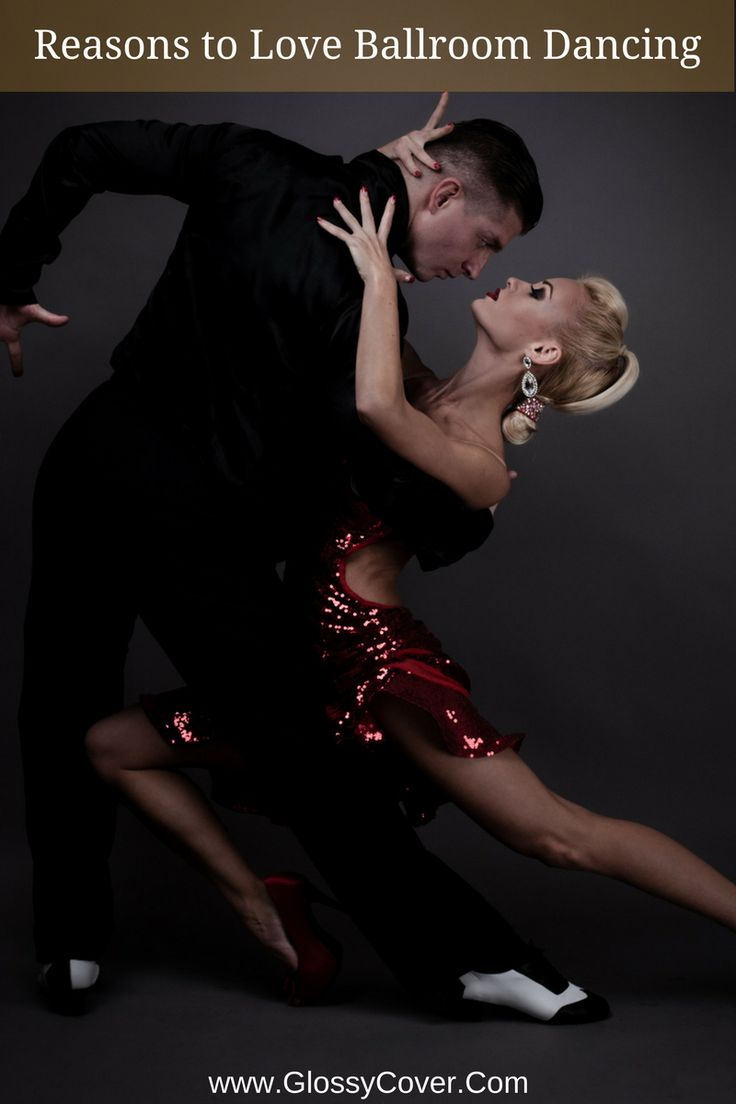 Learn all about the benefits of Ballroom Dancing and how it can improve your wellbeing