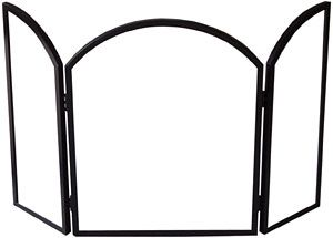 Firescreen frame: Hi Milly,  I want to make a tri-panel, hinged fireplace screen out of stained glass.  I know how to make the panels using the copper foil method and I