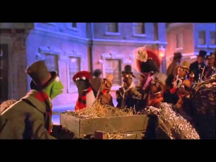 One More Sleep Til Christmas - Muppets Christmas Carol Jessica--this is it for 2014!!