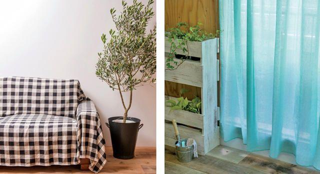 さらさら涼しげインド綿100%!マルチカバー48種類!⑥    インテリアでは、ソファカバー・ベッドカバー・テーブルクロス・カーテンとして。    棚の目隠しとしても使えますし、軽い間仕切りとしても使えますね。