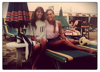 MichelaIsMyName: Throwback Thursday - Rimini, Italy Summer 1996