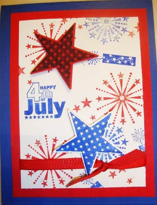 4th Of July Card Making Ideas Part - 26: Jokohok.info
