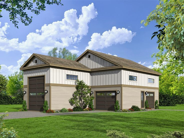 13 Beautiful Rv Shed Plans Cottage Style House Plans Garage Plans With Loft Garage Plans