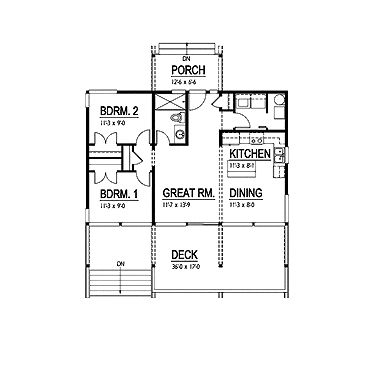 1000 images about floorplans under 1000 sq ft on for 1000 sq ft cabin kits