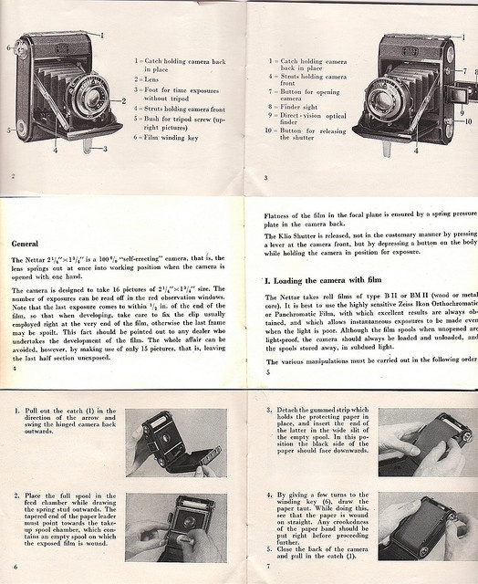 97 best photo share images on pinterest cameras camera reviews zeiss ikon nettar 515 manual fandeluxe Image collections