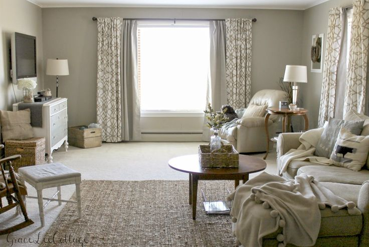 Best 20 intellectual gray ideas on pinterest hgtv paint colors sherwin williams silver for Farmhouse living room paint colors