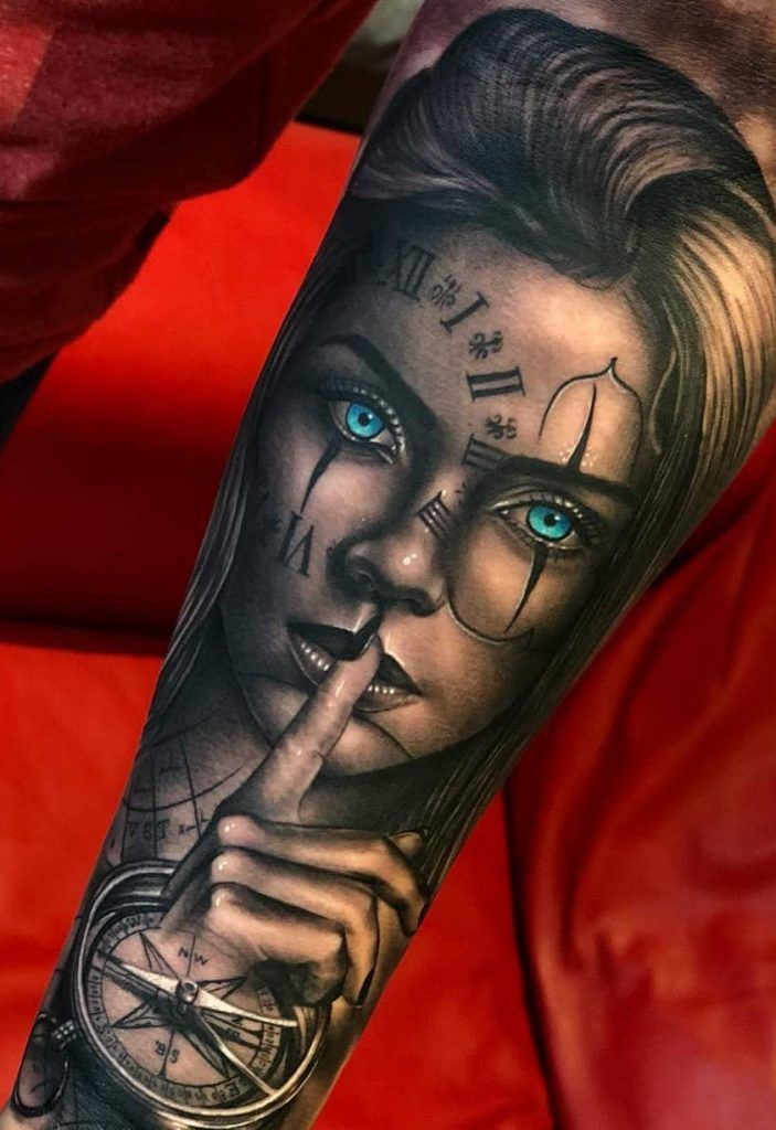 42+ Best Arm Tattoos – Meanings, Ideas and Designs for This Year – Page 22 of 42