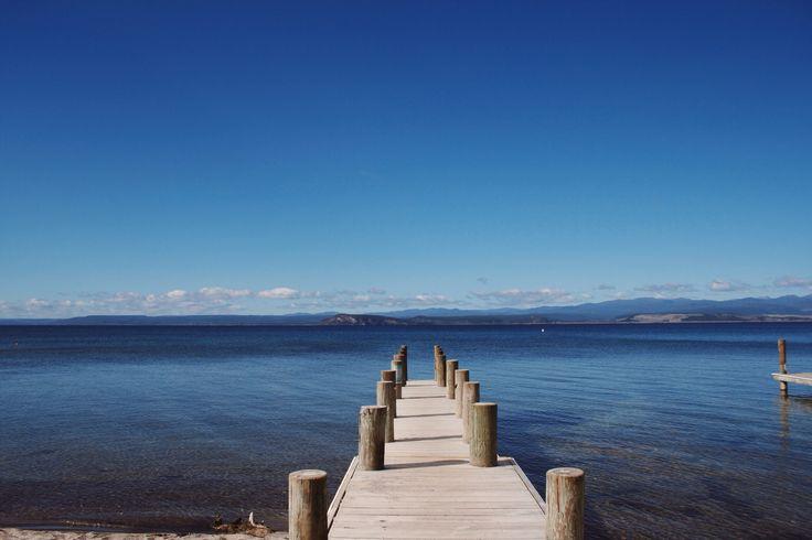 Kuratau, Lake Taupo, NZ.