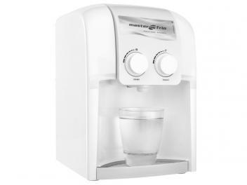 Purificador de Água Masterfrio Refrigerado - Indicador Luminoso    R$ 329,00 em até 3x de R$ 109,67 sem juros no cartão de crédito