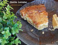 Συνταγές φαγητών: Quiche Lorraine η παραδοσιακή!