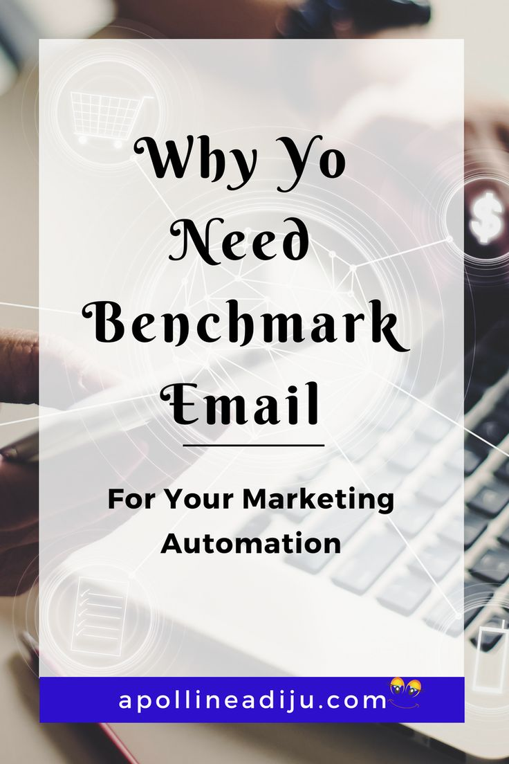 Benchmark Email is the future of digital marketing automation. Here are reasons why you need Benchmark Email for your business marketing automation.