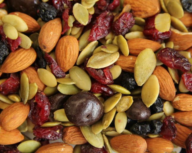 Mix Master: How to Make Nutritious, Delicious Trail Mix