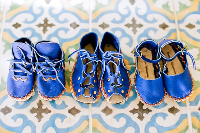 @Dayna Mance / Prism Boutique Shoes for baby Indigo??