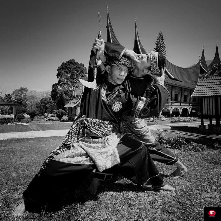 "Pencak Silat ""Harimau"" (Tiger) - Grandmaster Syofyan Nadar (SMI) by Deni Dahniel"