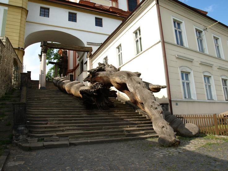 Litomerice, north Czechia