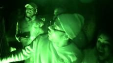 Endure 45 minutes of terror in Erebus, the world's largest haunted house.