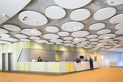 Duo - The Education Executive Agency and Tax Offices, Groningen, 2014 - UNStudio