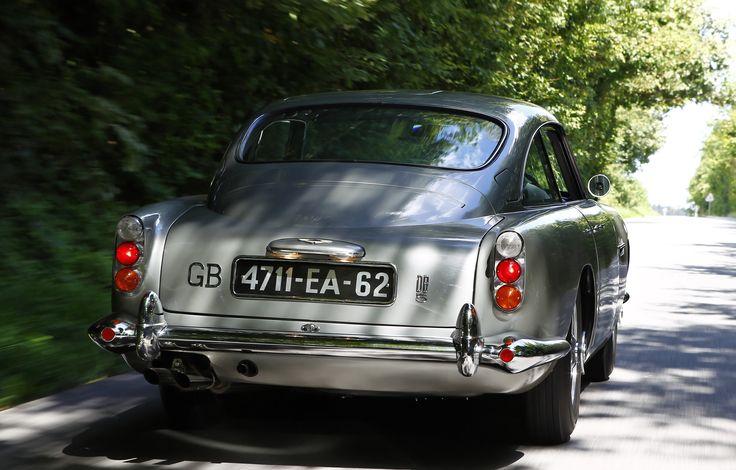 Aston Martin en Retromobile | Código Único