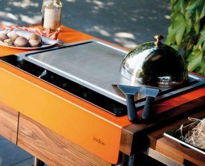 INDU+ - Barbecue au gaz