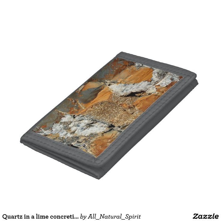 Get something different for Him with this Quartz in a lime concretion Men's Wallet. Available in different colours and styles! Make It Yours @ https://www.zazzle.com/z/yy55x?rf=238562247198752459 #Zazzle #AllNaturalSpirit #Mens  #MensWallet #Tough #Shopping #Art #Fashion #Style Visit our blog @ allnaturalspirit.wordpress.com