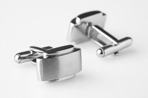 BESTSELLER! SHARKK Stainless Steel Cufflinks In G... $7.99