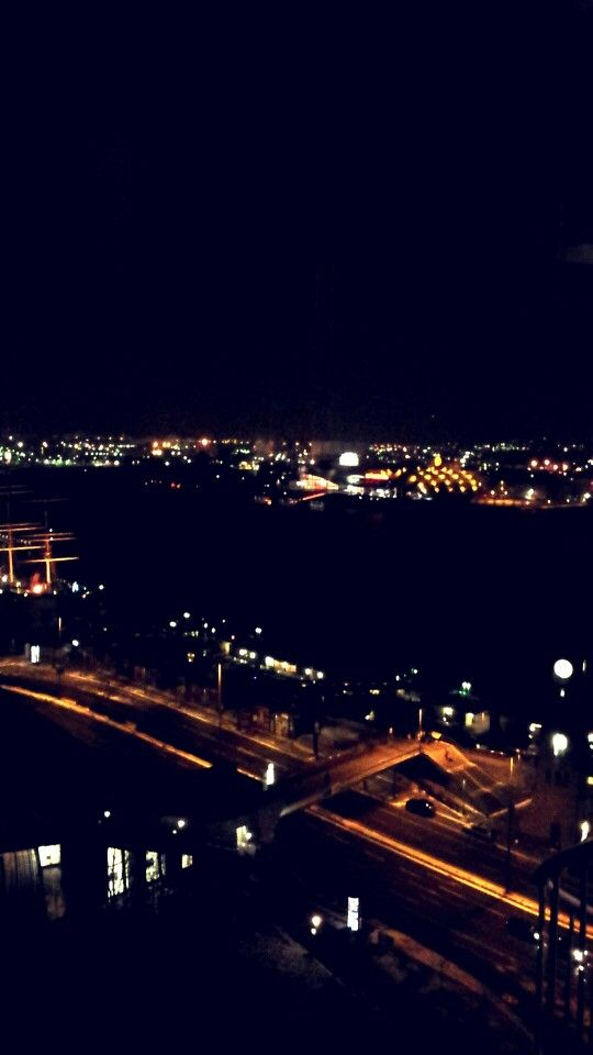 On top of Hamburg ⚓