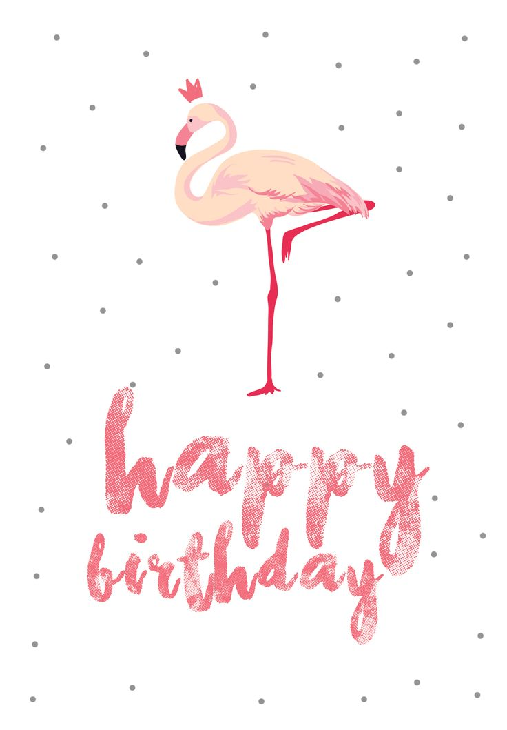 25 best ideas about Free printable birthday cards – Printable Birthday Card