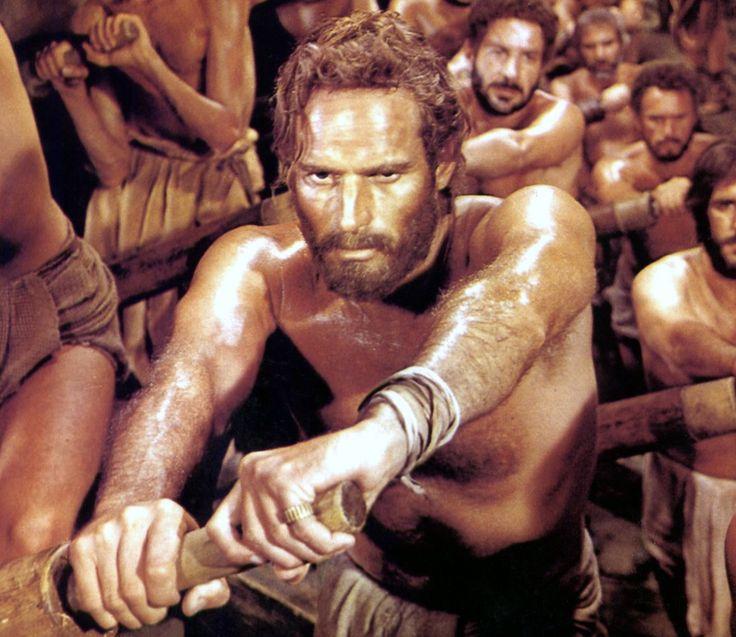 10 Commandments Movie Quotes: Charlton Heston In The Ten Commandments.